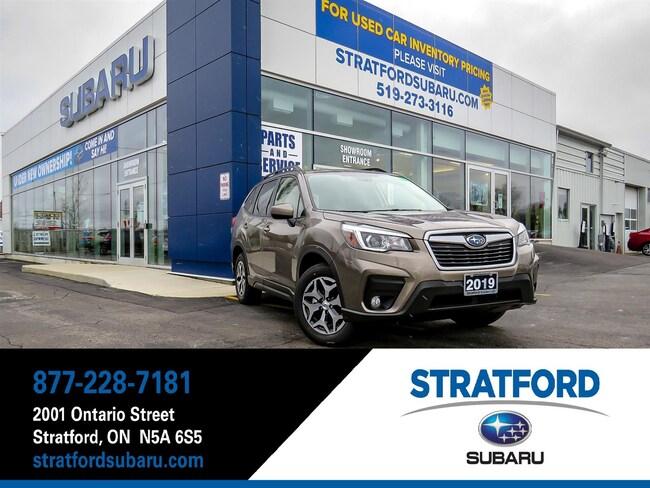 2019 Subaru Forester Touring|Eyesight|Bluetooth|Backup Cam|Sunroof Wagon