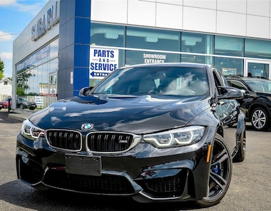2018 BMW M3 Leather|Navi|Bluetooth|Backup Cam Sedan