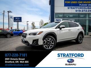 2019 Subaru Crosstrek Limited|Eyesight|Leather|BT|Backup Cam|Sunroof Crossover