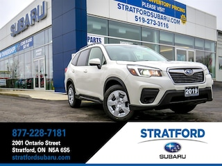 2019 Subaru Forester 2.5I|Backup Cam|Bluetooth|Heated Seats| SUV