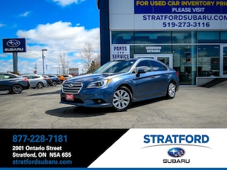 2017 Subaru Legacy 2.5i|Eyesight|BT|Backup Cam|Heated Seat|Sunroof Sedan