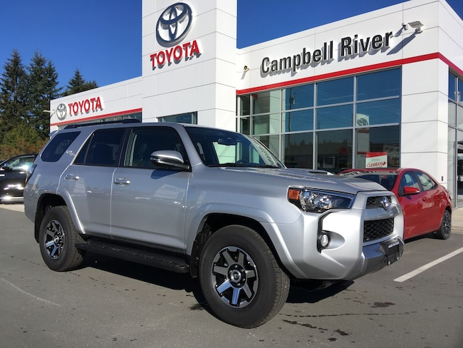 2019 Toyota 4Runner Off Road SUV