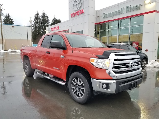 2016 Toyota Tundra TRD - Tow Hooks, Tow/Trailer Hitch Pkg Truck Double Cab