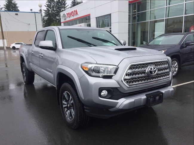 2016 Toyota Tacoma Truck Double-Cab