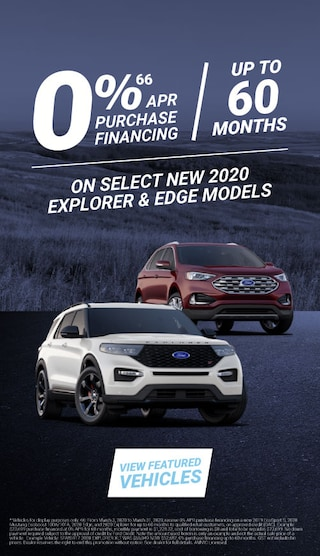 0% APR Purchase Financing