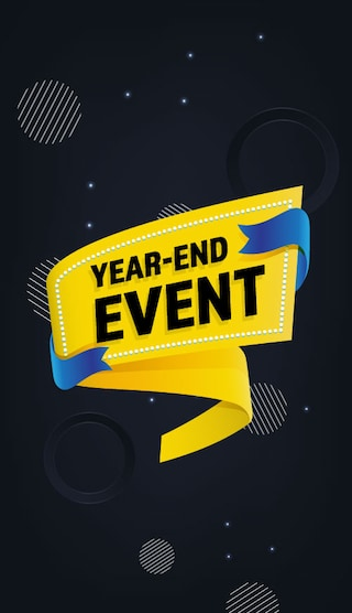 Year-End Event!