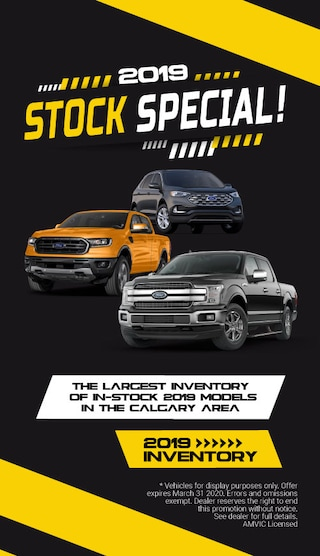 2019 Stock Special