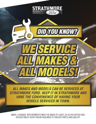 We Service All Makes & All Models