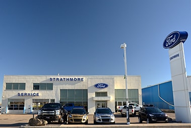 About Strathmore Ford Near Calgary | Strathmore Ford