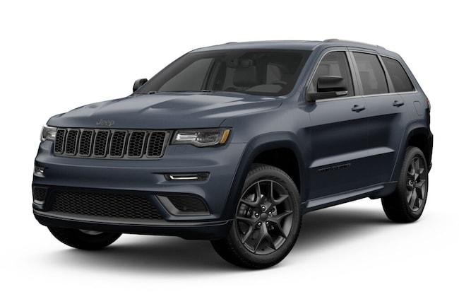 2019 Jeep Grand Cherokee LIMITED X 4X4 Sport Utility