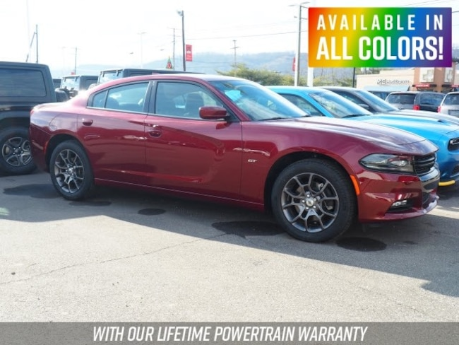 New 2018 Dodge Charger GT PLUS AWD Sedan for sale or lease in Wheeling, WV near St. Clairsville, OH
