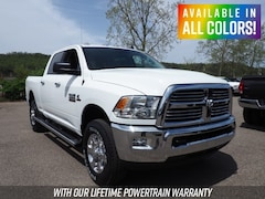 New 2018 Ram 2500 BIG HORN CREW CAB 4X4 6'4 BOX Crew Cab for sale or lease in Wheeling, WV near St. Clairsville, OH