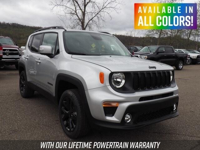 New 2019 Jeep Renegade ALTITUDE 4X4 For Sale | Glen Dale WV