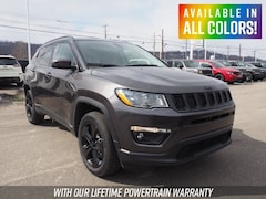New 2019 Jeep Compass ALTITUDE 4X4 Sport Utility for sale or lease in Wheeling, WV near St. Clairsville, OH