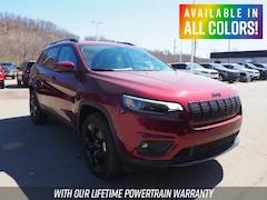 New 2019 Jeep Cherokee ALTITUDE 4X4 Sport Utility for sale in Triadelphia, WV near Pittsburgh