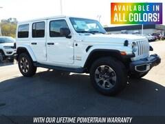New  2018 Jeep Wrangler UNLIMITED SAHARA 4X4 Sport Utility Glen dale
