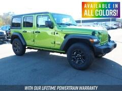 New  2018 Jeep Wrangler UNLIMITED SPORT 4X4 Sport Utility Glen dale