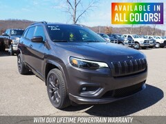 New 2019 Jeep Cherokee HIGH ALTITUDE 4X4 Sport Utility for sale or lease in Wheeling, WV near St. Clairsville, OH