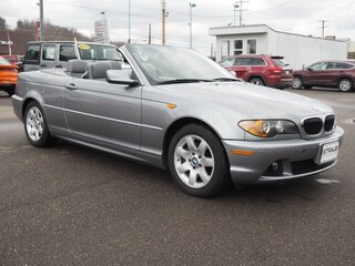 Used 2004 BMW 323Ci Convertible for sale in Triadelphia, WV