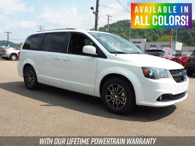 New 2019 Dodge Grand Caravan SE PLUS Passenger Van for sale or lease in Wheeling, WV near St. Clairsville, OH