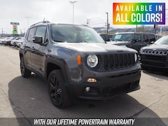 New 2018 Jeep Renegade ALTITUDE 4X4 Sport Utility for sale or lease in Wheeling, WV near St. Clairsville, OH