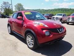 Used 2012 Nissan Juke S AWD (CVT) SUV for sale in Triadelphia, WV near Washington PA