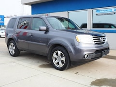 Certified Pre-owned 2015 Honda Pilot EX-L SUV for sale in Wheeling, WV near St. Clairsville OH