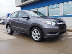 Certified Pre-owned 2016 Honda HR-V LX SUV for sale in Wheeling, WV near St. Clairsville OH