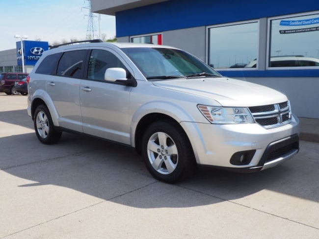 Certified Pre-owned 2012 Dodge Journey SXT SUV for sale in Wheeling, WV near St. Clairsville OH