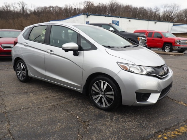 Certified Pre-owned 2016 Honda Fit EX Hatchback for sale in Wheeling, WV near St. Clairsville OH