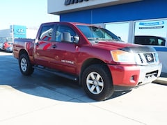Used 2014 Nissan Titan SV Truck for sale in Triadelphia, WV near Washington PA