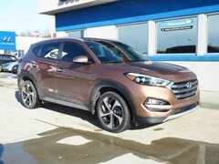 Certified Pre-owned 2017 Hyundai Tucson Limited SUV for sale in Wheeling, WV near St. Clairsville OH
