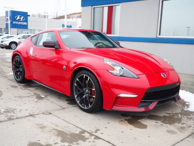2015 Nissan 370Z Nismo Coupe
