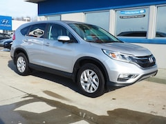 Certified Pre-owned 2016 Honda CR-V EX SUV for sale in Wheeling, WV near St. Clairsville OH
