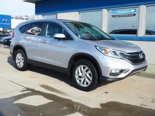 Used 2016 Honda CR-V EX SUV for sale in Triadelphia, WV