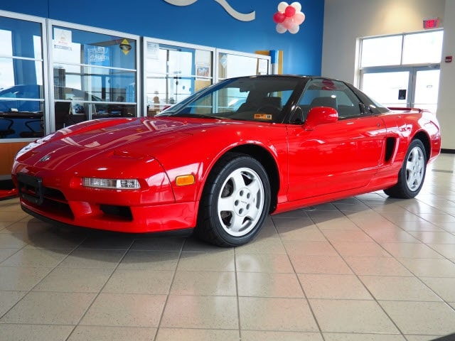 1992 Acura NSX Base Coupe