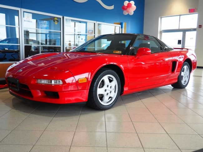 used 1992 acura nsx for sale at straub honda | vin: jh4na1154nt000395