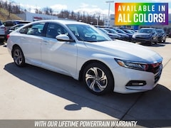 New 2019 Honda Accord EX-L Sedan for sale in Triadelphia, WV near Pittsburgh