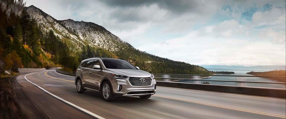 New 2019 Hyundai Santa Fe for sale near Pittsburgh and Washington