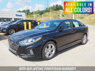 New 2018 Hyundai Sonata Sport+ Sedan for sale or lease in Triadelphia, WV