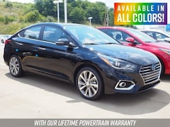 New 2019 Hyundai Accent Limited Sedan for sale in Triadelphia, WV near Pittsburgh