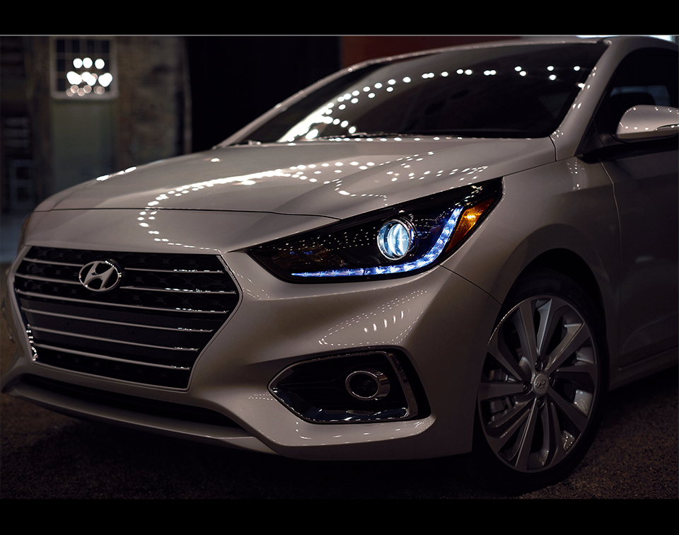 New 2019 Hyundai Accent for sale near Wheeling, WV & Pittsburgh