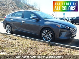 New 2019 Hyundai Ioniq Hybrid Limited Hatchback for sale or lease in Triadelphia, WV