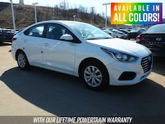 New 2019 Hyundai Accent SE Sedan for sale in Triadelphia, WV near Pittsburgh
