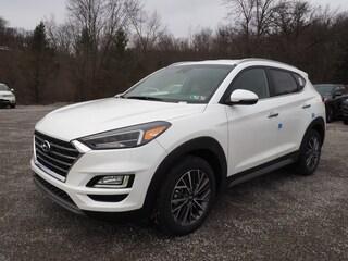 New 2019 Hyundai Tucson Limited Wagon for sale or lease in Triadelphia, WV