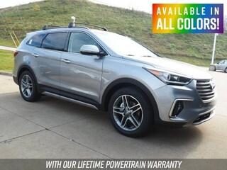 New 2019 Hyundai Santa Fe XL Limited Wagon for sale or lease in Triadelphia, WV