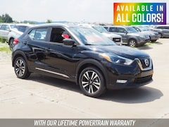 New 2019 Nissan Kicks SR SUV for sale or lease in Triadelphia, WV near Washington PA