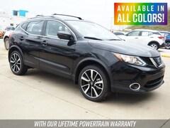 New 2018 Nissan Rogue Sport SL SUV for sale or lease in Triadelphia, WV near Washington PA