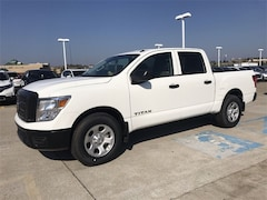 New 2019 Nissan Titan S Truck Crew Cab for sale or lease in Triadelphia, WV near Washington PA