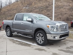 New 2018 Nissan Titan SL Truck Crew Cab for sale or lease in Triadelphia, WV near Washington PA